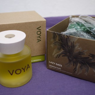 Voya seaweed products