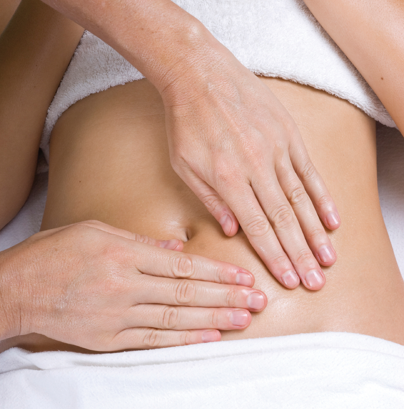 All guests on the Health regime receive abdominal massage to aid and improve digestion